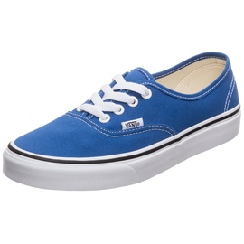 pretty nice cc7f3 32eef VANS Authentic Sneaker Damen blau / weiß, 35