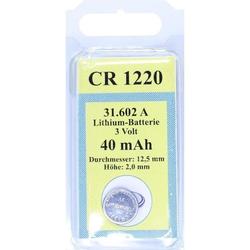 Batterie Lithium 3V CR 1220