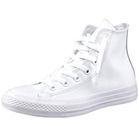 Converse Chuck Taylor All Star Mono Leather High Top white monochrome 39