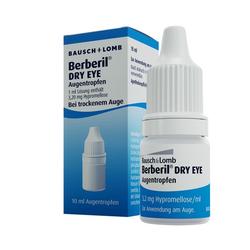 BERBERIL Dry Eye Augentropfen 10 ml