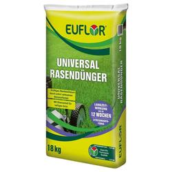 EUFLOR Universal-Rasendünger 18 kg granuliert 15+5+8+(3+1) (1 Stk.)