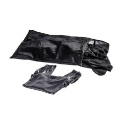 WENKO Wäschenetz, 3 kg, Schützt dunkle, feine Wäschestücke in der Waschmaschine, Maße: 70 x 50 cm, Farbe: schwarz