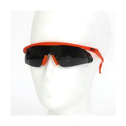 FUXTEC B533-G Sicherheitsbrille getönt mit Logo