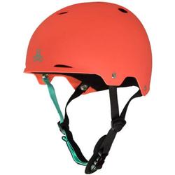 TRIPLE8 GOTHAM Helm 2021 neon tangerine rubber - S