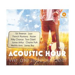 VARIOUS - Acoustic Hour,Vol.3 (CD)