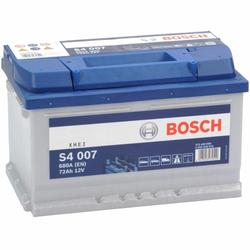 Bosch S4 007 Autobatterie 72Ah