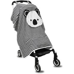 smarTrike® Kinder-Buggy toTs Bambus Buggy Sonnenschutz Koala, für den Buggy