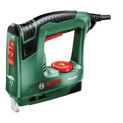 Bosch Elektrotacker PTK 14 EDT grün