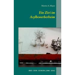 Ein Zivi im Asylbewerberheim als Buch von Martin A. Mayer