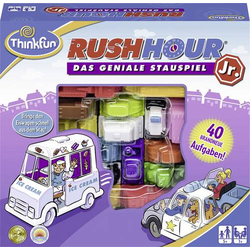 Thinkfun Rush Hour®Junior-Stauspiel für Kinder 76303