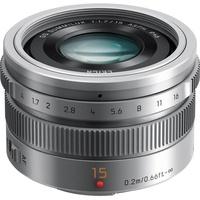 Panasonic Leica DG Summilux 15mm F1,7 ASPH.