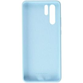 Huawei P30 Pro Silicone Case hellblau