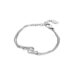 Lotus Style Edelstahlarmband JLS1750-2-1 Lotus Style Armband silber LS1750-2/1 (Armbänder), Armbänder für Damen Edelstahl (Stainless Steel)