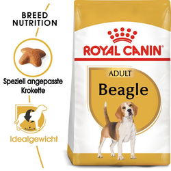 ROYAL CANIN Beagle Adult Hundefutter trocken 12 kg