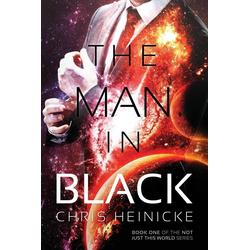 The Man In Black als Taschenbuch von Chris Heinicke