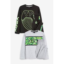 Next Pyjama Xbox-Pyjama,2er-Pack (4 tlg) Long Set 146