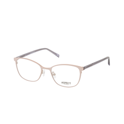 Aspect by Mister Spex Carena 1197 002, inkl. Gläser, Cat Eye Brille, Damen