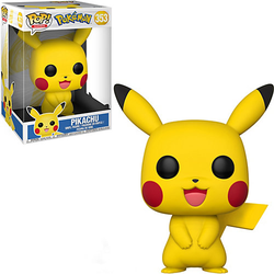 Pop Games - Pokémon S1 - Pikachu, 25 cm