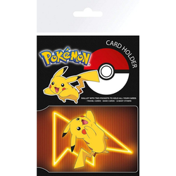 POKÉMON Kartenetui Pokémon - Card Holder - Pikachu