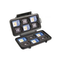 Peli Speicherkarten Hard Case 0915 für SD Karten Speicherkarte