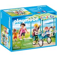 Playmobil Family Fun Familien-Fahrrad 70093