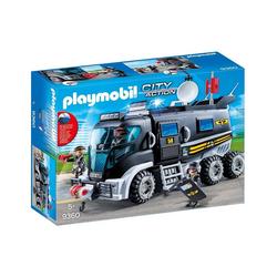 Playmobil® Spielzeug-Auto PLAYMOBIL® 9360 - City Action - SEK-Truck mit Licht und Sound