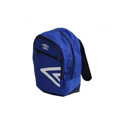 Umbro Minirucksack, Umbro Rucksack Gr. S Kinder klein Sport Reise Wandern Backpack Freizeit blau