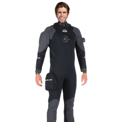 Mares XR3 Neoprene Drysuit - Boots - Latexmanschetten (Latexseals) - Gr: 3XL
