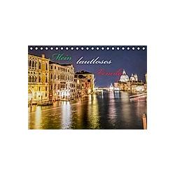Mein lautloses Venedig (Tischkalender 2021 DIN A5 quer)