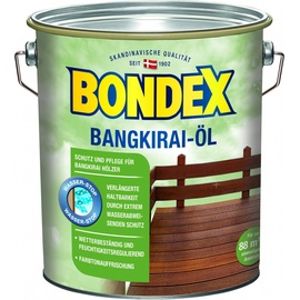 Bondex Bangkirai Öl 4 l matt