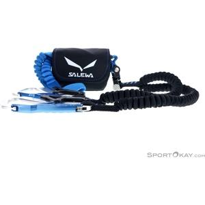 Salewa Ergo Tex Klettersteigset-Blau-One Size