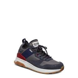 Palladium Ax_eon Army Niedrige Sneaker Blau PALLADIUM Blau