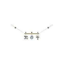 Sternchen, Wagenkette, 63 cm
