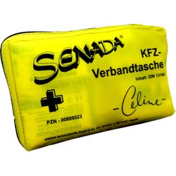 SENADA KFZ Tasche Celine gelb 1 St