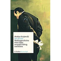 Der Diener. Markus Krajewski  - Buch