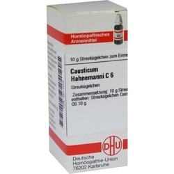 CAUSTICUM HAHNEMANNI C 6 Globuli 10 g