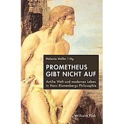 Prometheus gibt nicht auf - Buch