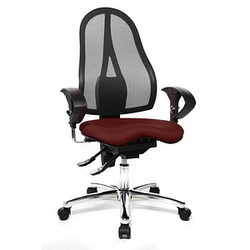 Topstar Sitness® 15 Bürostuhl rot