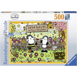 Ravensburger Sheepworld Bienenliebe 500p 15044