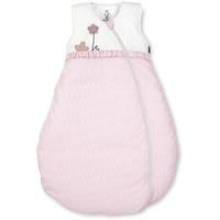 STERNTALER Ganzjahresschlafsack Emmi Girl weiß-rosa, 100