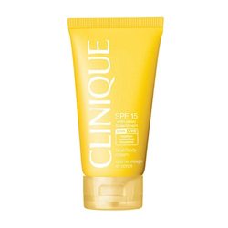 CLINIQUE - Clinique Sun SPF 15 Face/Body Cream - 150 ml