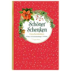 Geschenktüten-Buch - Schöner schenken (M. Bastin)