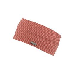 chillouts Damen Stirnband 'Farum' rot / grau, Größe One Size, 4746552