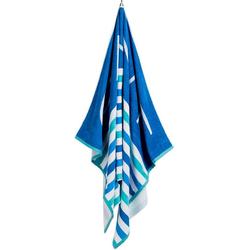 Gant Strandtuch Stripy (1-St), aus 100% Baumwolle