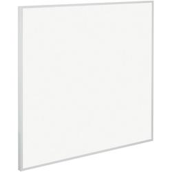 EL FUEGO Infrarotheizung 360 W, 59 x 59 cm, inkl. Thermostat weiß