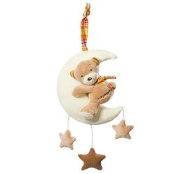 fehn® Spieluhr - Teddy im Mond