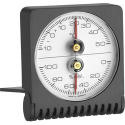 TFA Dostmann 7601 Thermo-/Hygrometer Schwarz