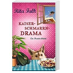 Kaiserschmarrndrama / Franz Eberhofer Bd.9. Rita Falk  - Buch