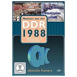 DDR 1988 - Aktuelle Kamera - DVD  Filme