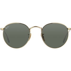 Ray Ban Round Metal RB3447 50mm arista / green
